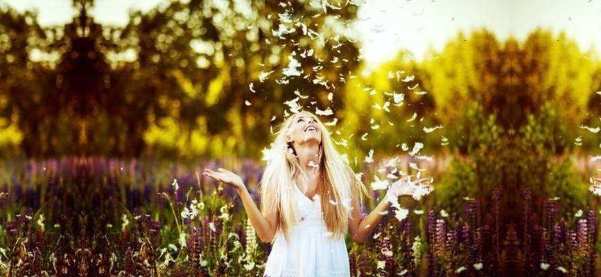 счастье в каждом моменте