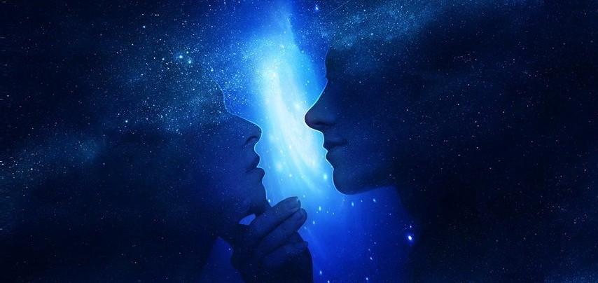 близнецовые пламена, отношения 5 измерения, влюбленные в космосе