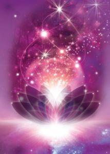 веление фиолетового пламени