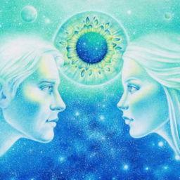 близнецовые души, любовь близнецовых пламен, эмоциональная связь