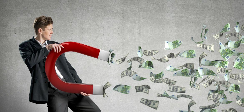 Закон притяжения денег