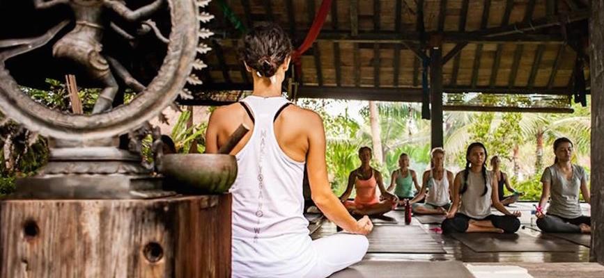 зона комфорта, медитация