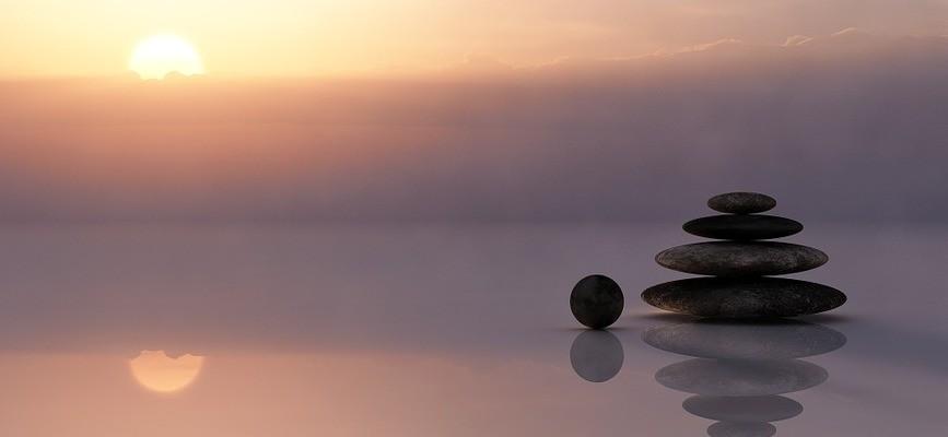 равновесие, избавление от чувства потерянности