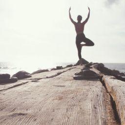 счастье, покой, умиротворение, йога, медитация, счастливая жизнь