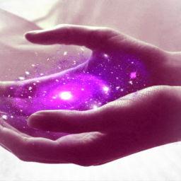 энергия фиолетового пламени в тебе