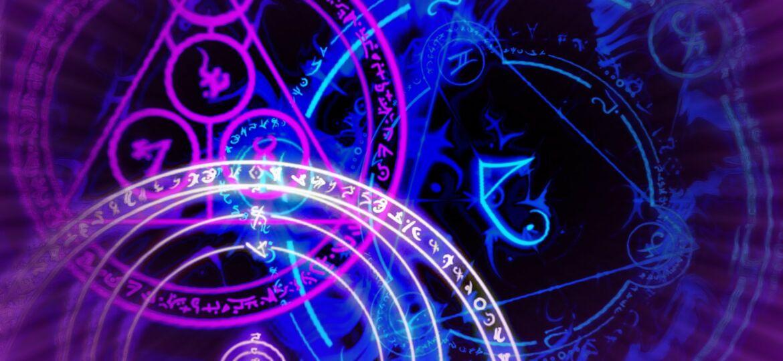 фиолетовое пламя и алхимия