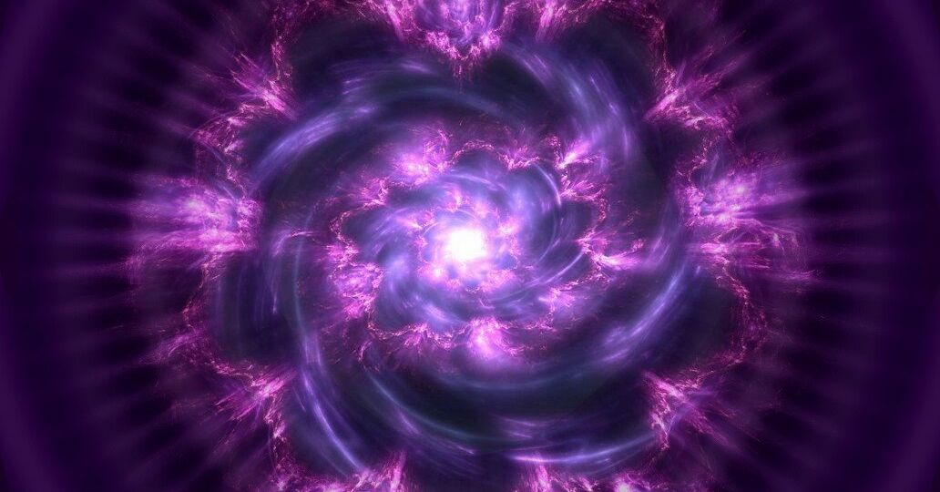 энергия фмиолетового пламени