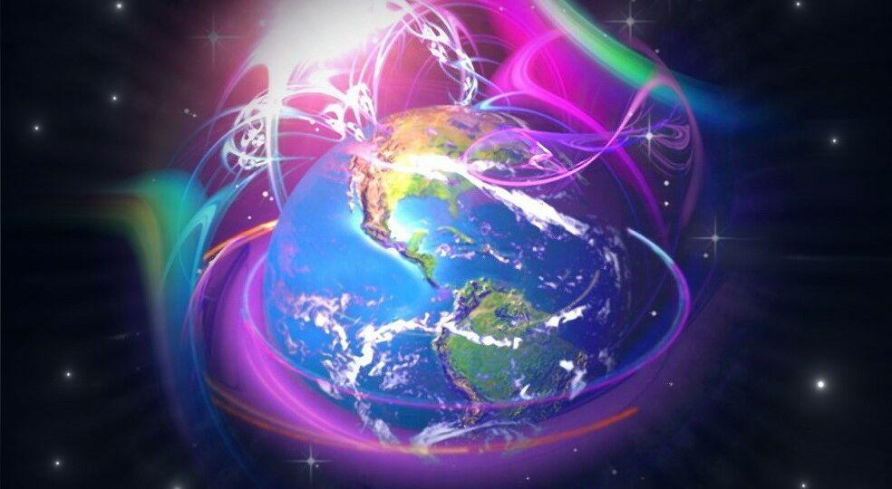 природа фиолетового пламени
